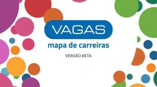 MAPA VAGAS DE CARREIRAS Profissões