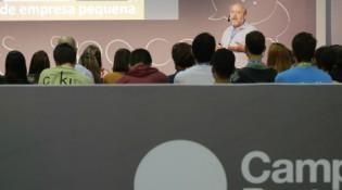 Gestão Horizontal na Campus Party 2015