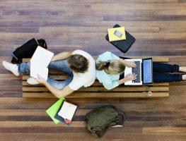 Quando a tecnologia encontra a educação