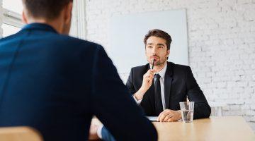 Prepare-se para 3 perguntas da entrevista de emprego