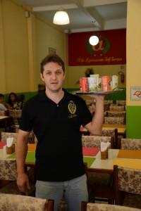 Sid: de atendente a dono de restaurante