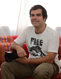 Tiago Queiroz: olhar cada vez mais agudo e humano