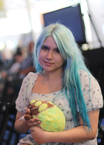 Campus Party 2014 -  Juliana Alencar