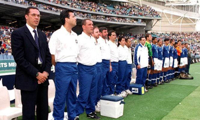 Psicóloga Suzy Fleury Seleção Brasileira