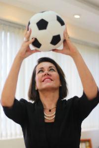 Psicóloga Suzy Fleury