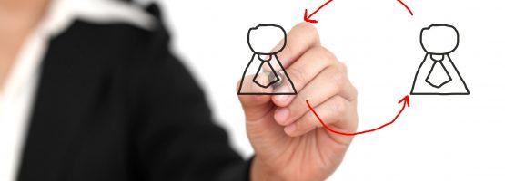 Por que job rotation pode ajudar a assumir cargos maiores