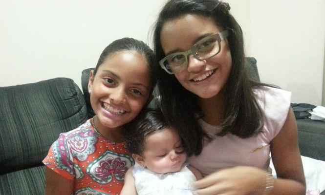 filhas da ana cristina UM