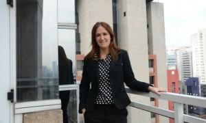Mirelle Philomeno, gerente da consultoria Hays