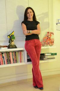 Patricia Bertolucci ex nutricionista da seleção