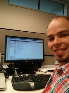 Rodrigo Fraga programador no Canadá