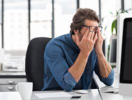 Não deixe um problema detonar sua produtividade no trabalho