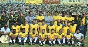 seleção de futebol de 1970