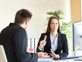 5 sinais de que você não está bem na entrevista de emprego