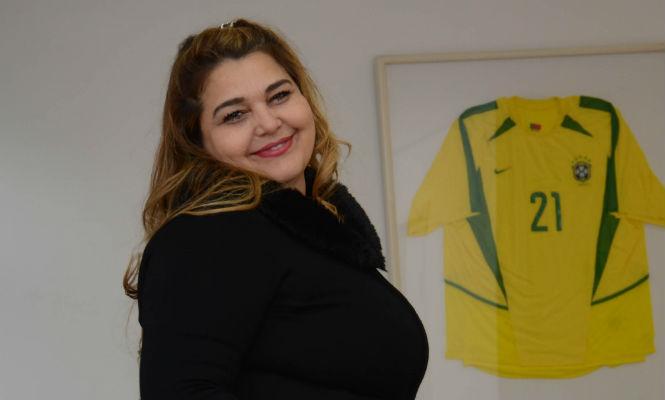 Gislaine Nunes advogada jogadores futebol