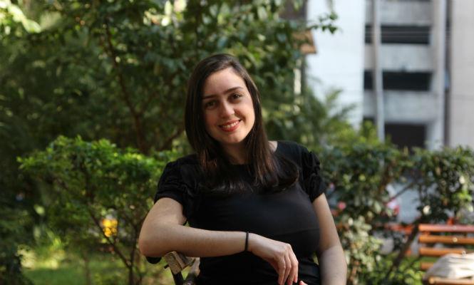 Isabela Serpa, profissional de eventos da VAGAS