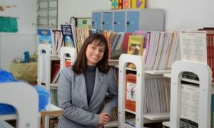 Vânia Santiago, intérprete de Libras