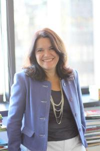 gerente de comunicação do Instituto Ethos Denise Barbosa