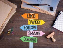 Mídias sociais: o que o mercado quer