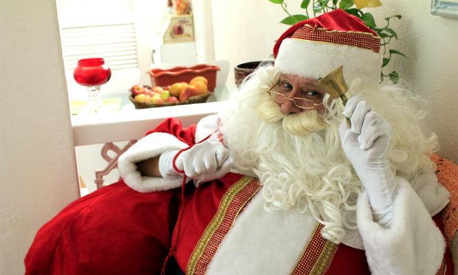 Jorge Occhiuzzio, da agência Papai Noel Brasil,