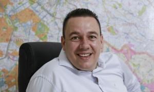 Juliano Furtina vendedor farmacêutico
