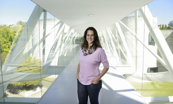 bióloga Talia Manceira Bonfante meio ambiente
