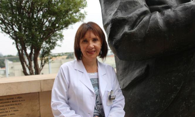 Lucimar Rodrigues dos Santos, coordenadora do departamento de radiologia do Hospital Israelita Albert Einstein