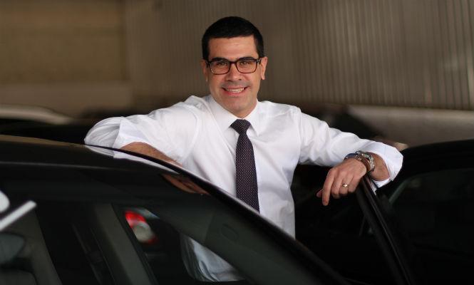Alexandre Galante Bravo Hernandez  executivo de vendas
