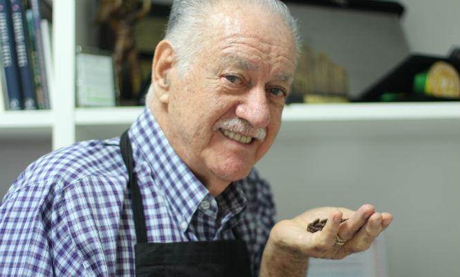 engenheiro agrônomo Aldir Teixeira comprador são paulo
