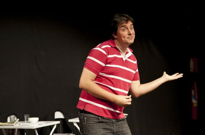 Bruno Berg comediante de Belo Horizonte