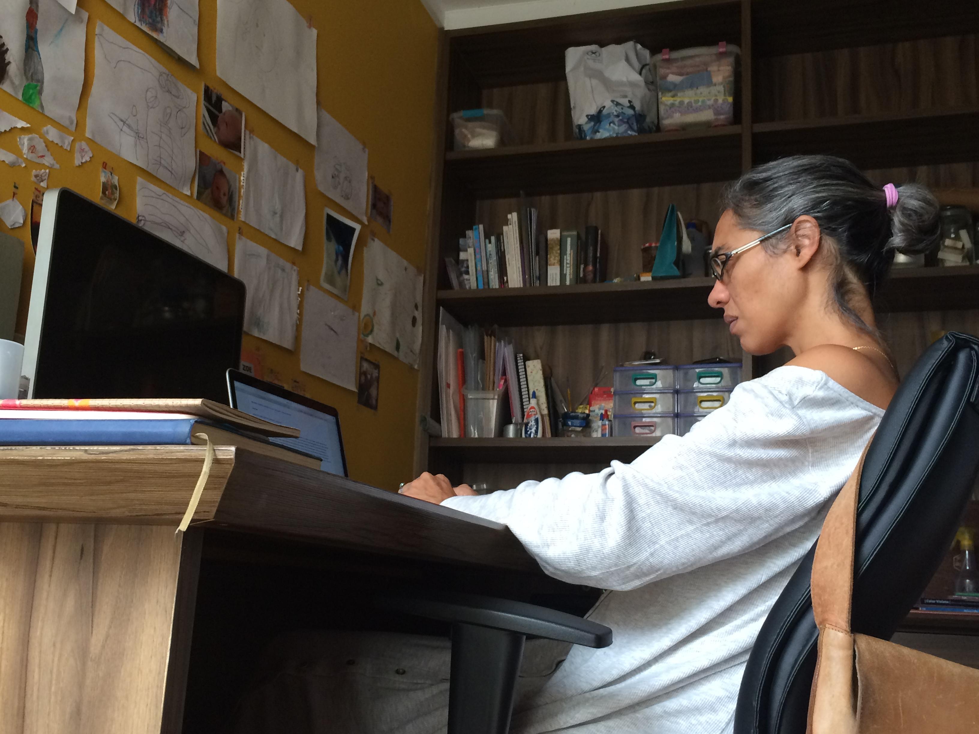 Ana Carla Carneiro profissional de marketing pesquisa de mercado