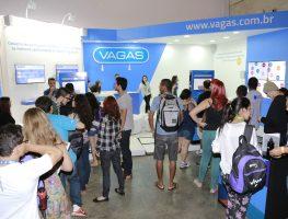 VAGAS.com estreou com sucesso na CPBR8