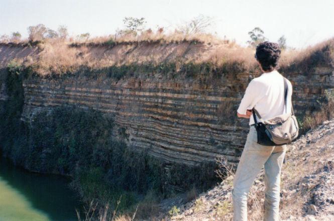 William Sallun Filho paleontogia