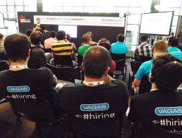 VAGAS.com participa da RubyConf Brasil