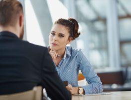 5 principais perguntas da entrevista de emprego