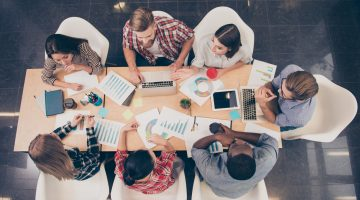 O que é avaliado na dinâmica de grupo?
