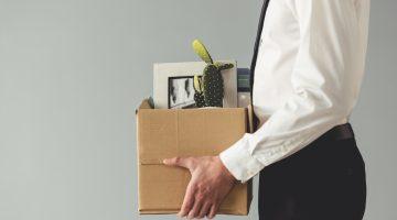 4 coisas para não fazer ao sair da empresa
