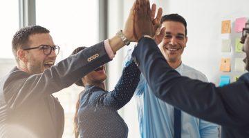 5 passos para fazer o trabalho em equipe funcionar