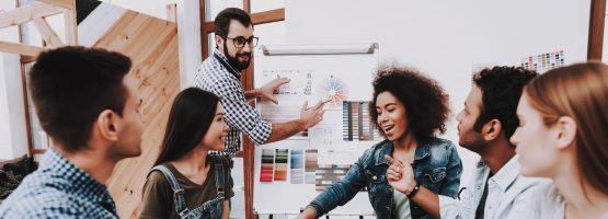 6 passos para melhorar o trabalho em equipe