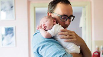 Licença paternidade pode aumentar de 5 para 20 dias