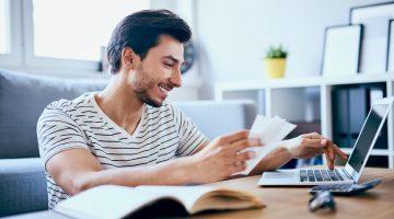 Aprenda a organizar finanças para sair das dívidas