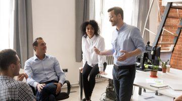 Dez passos para desenvolver liderança no trabalho