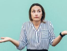 Cuidado com sua postura na entrevista de emprego