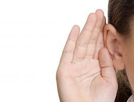 Saber ouvir é tão importante quanto saber falar