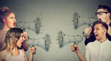 Por que é melhor não falar de política no trabalho
