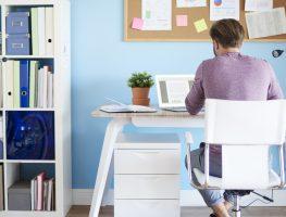 Home office: saiba como trabalhar bem no conforto da sua casa