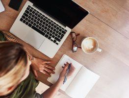 Anotações frequentes ajudam (muito) a atualizar o currículo