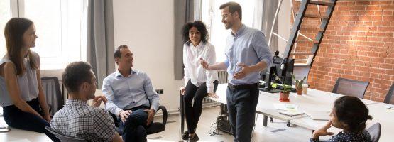 O que é liderança no mundo corporativo?