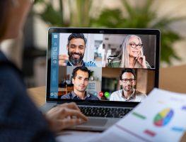 Reuniões remotas: como torná-las produtivas